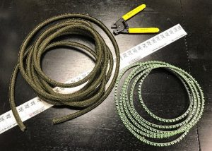 DTi ADS-B wire protection grommet install kit
