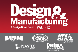 DTi to attend Pacific Design & Manufacturing at Booth #3333 Feb 5-7, 2019